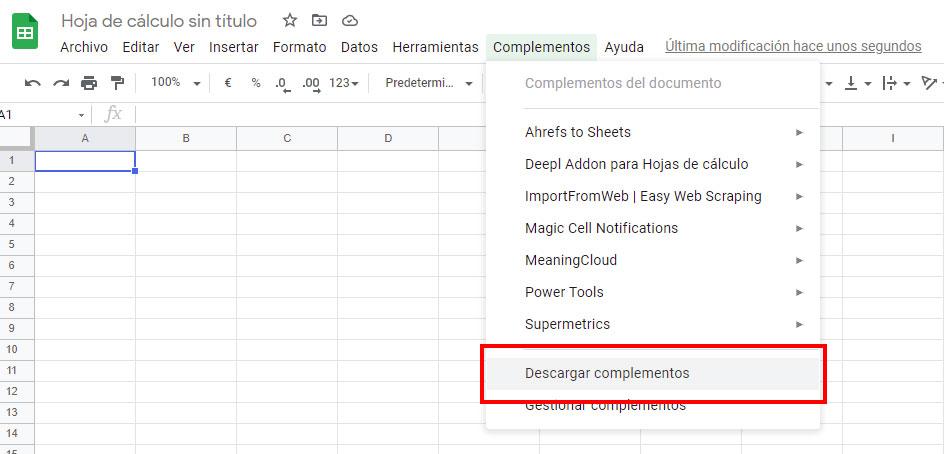descargar-complementos-google-sheets